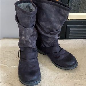 Roxy brand slouch boots